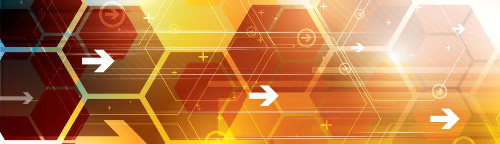 Futuristic Hexagons