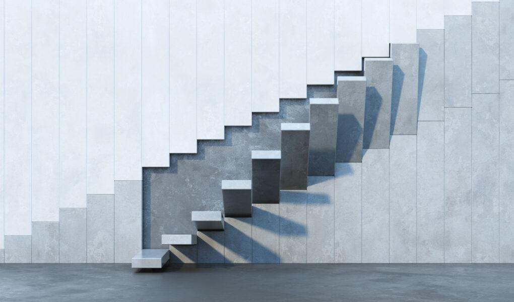 stairs leading upward