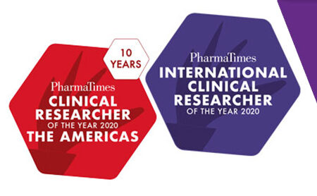 PharmaTimes Clinical Researcher of the Year Winners!